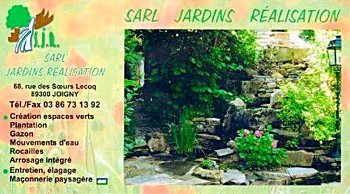 Jardin-Realisation