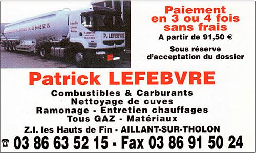 Patrick-Lefebvre