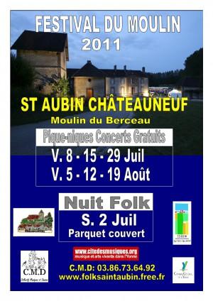 Festival du Moulin 2011