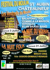 Festival du Moulin 2010