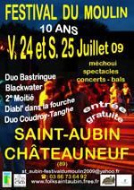 Festival du Moulin 2009