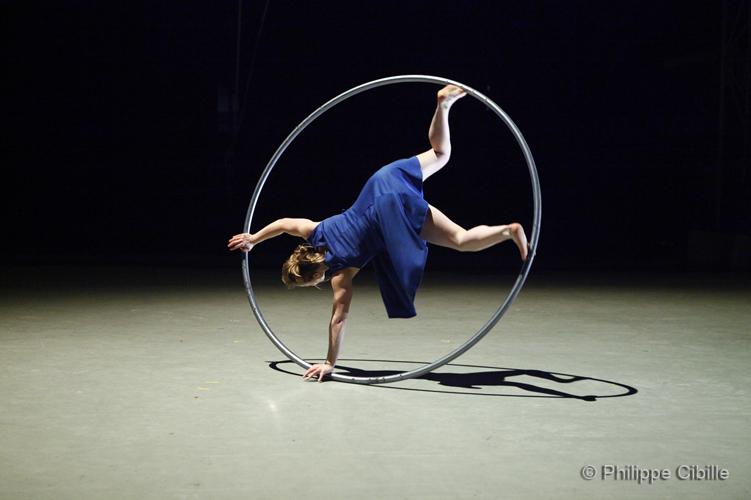 Cirque en résidence