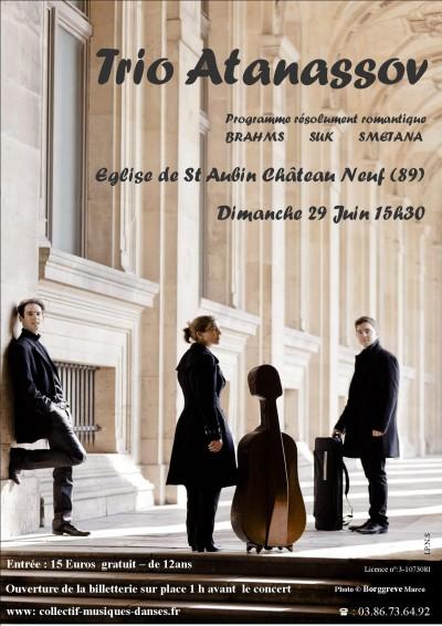 Concert Trio Atanassov